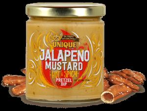 Jalapeno Mustard dip
