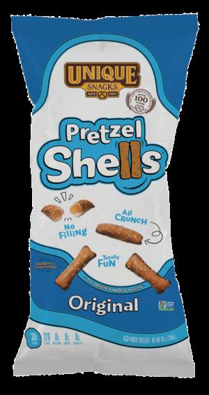 Pretzel Shells bag
