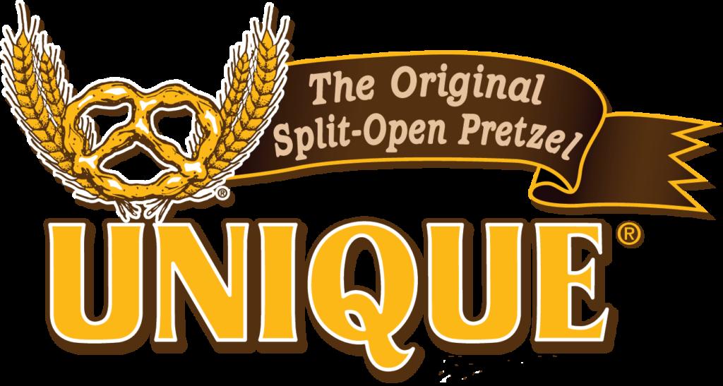 Unique pretzels the original split open pretzel header