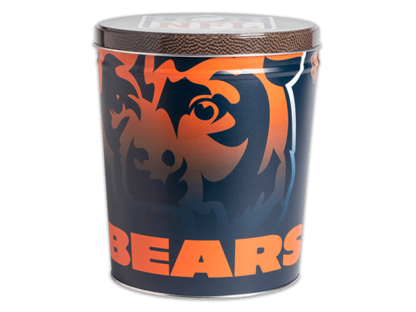 Chicago Bears Tin