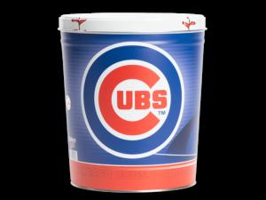 Chicago Cubs Tin