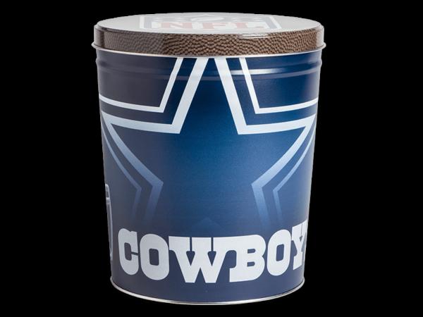 Dallas Cowboys Tin