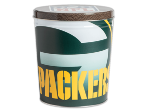 Green Bay Packers Tin