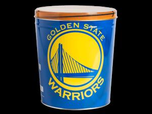 Golden State Warriors Tin
