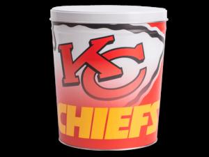 Kansas City Chiefs Tin