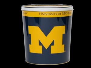 Michigan University Tin