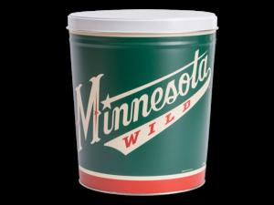 Minnesota Wild Tin