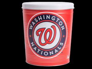Washington Nationals Tin