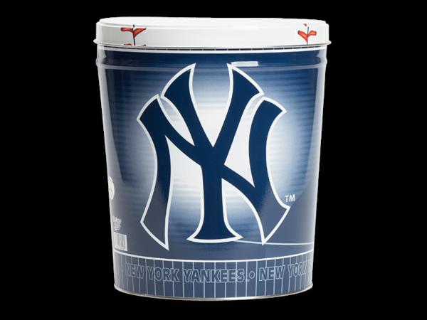 New York Yankees Tin