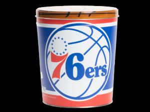Philadelphia 76ers Tin