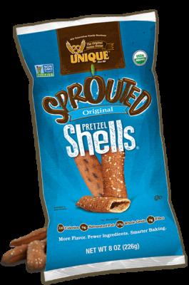 Non GMO Snacks | Unique Pretzels